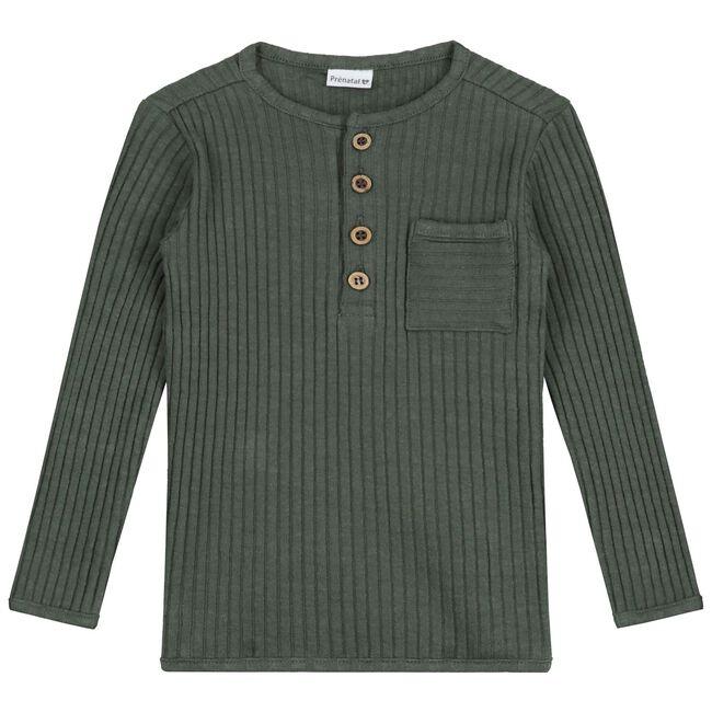 Prénatal baby jongens t-shirt - Darkgreen
