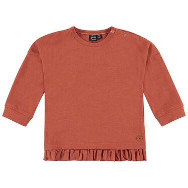 Babyface peuter shirt - Darkorange