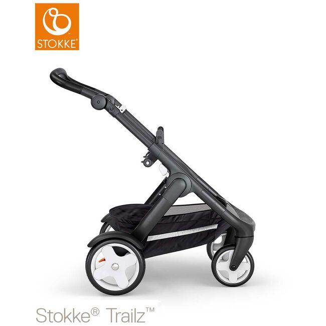 Stokke Trailz Classic frame - Black