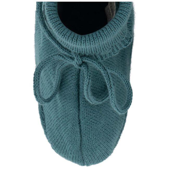 Prenatal newborn unisex slofjes - Dark Aqua