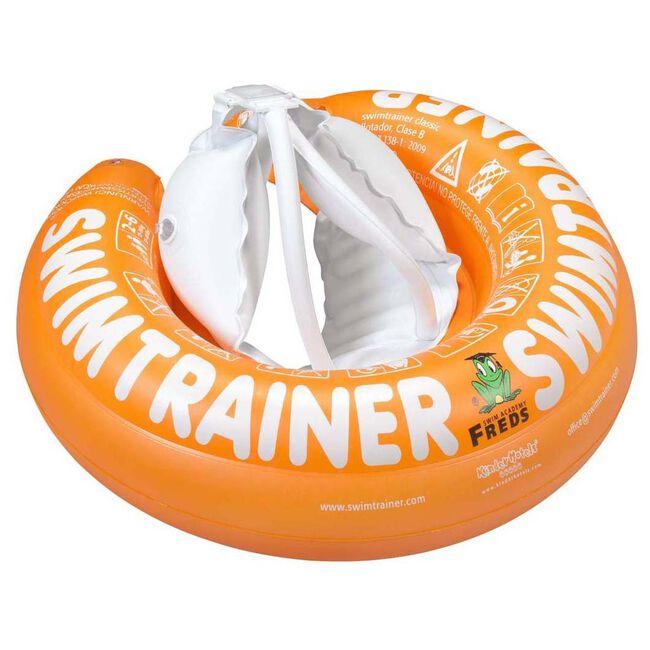 Freds Swimtrainer Classic oranje - Oranje