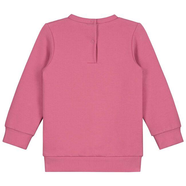 Prénatal peuter meisjes sweater - Fuchsia Red