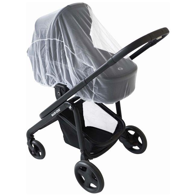 Prénatal klamboe / muggennet kinderwagen universeel -
