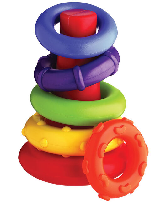 Playgro rock & stack - Multi