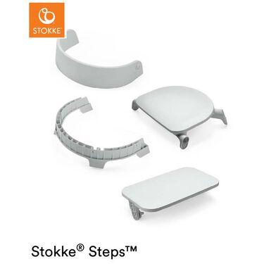 Stokke Steps kinderstoel (zitting + voetenplank) -