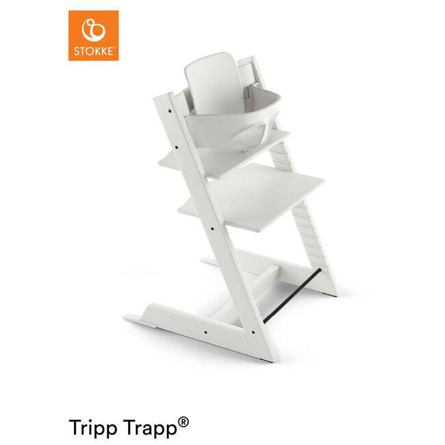 Stokke Tripp Trapp Babyset - White