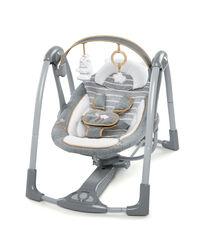 Schommelstoel Op Batterijen.Bright Starts Ingenuity Swing And Go Bella Teddy Boutique Babyswing