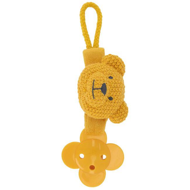 Prénatal speenkoord Buddy - Yellow