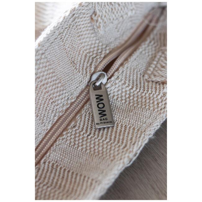 WOW bag by Prénatal luiertas/shopper Linnenlook -