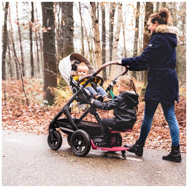 EVE Kids Loopie kinderwagen/buggy handvat - Black