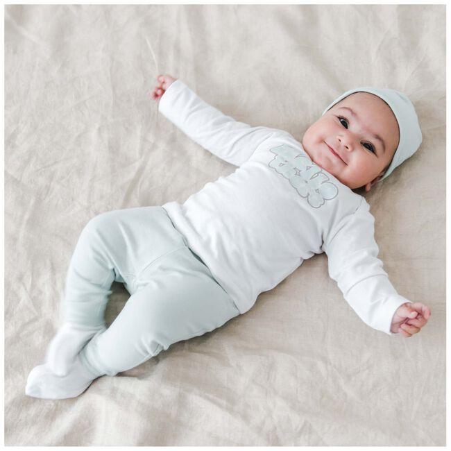Prénatal newborn unisex mutsje - Green