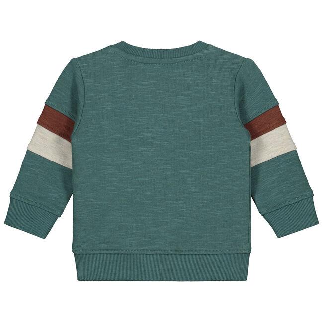 Prénatal baby jongens sweater - Green Blue