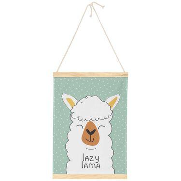 Prénatal poster Lama -