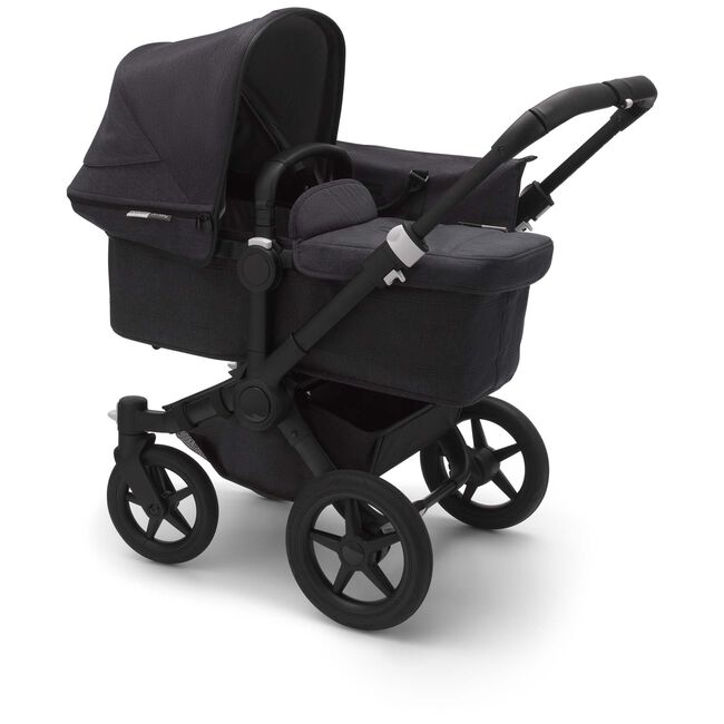 Bugaboo Donkey3 Mineral - Black/ Washed Black