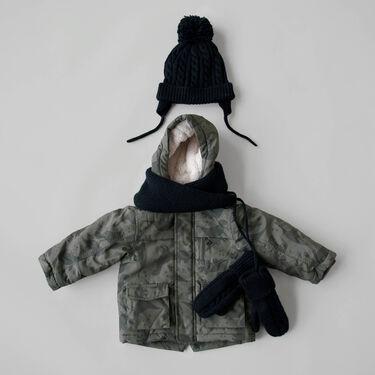 Winterjas dino & accessoires -