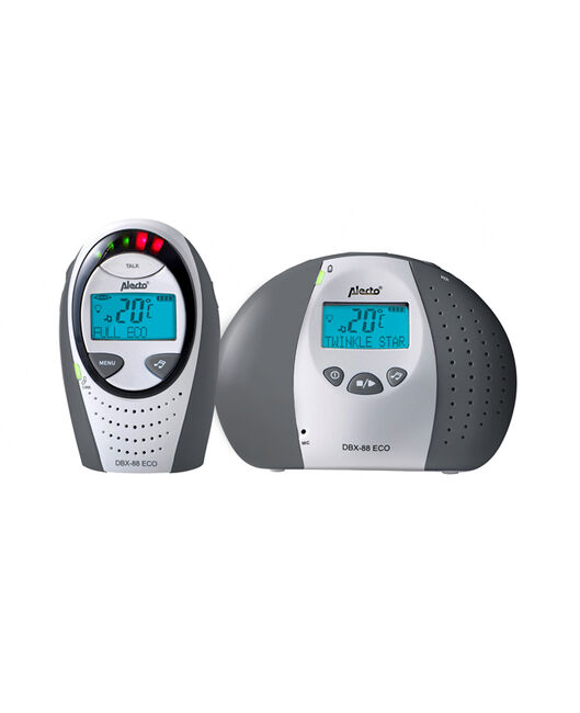 Alecto DBX-88 Limited Eco DECT-babyfoon - Geen Kleurcode