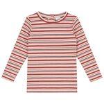 Prénatal peuter meisjes T-shirt - Brown Red