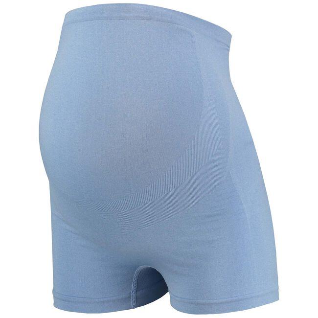 Prénatal zwangerschapsshort seamless - Blue