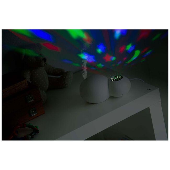 Alecto luchtbevochtiger + projector BC21 -