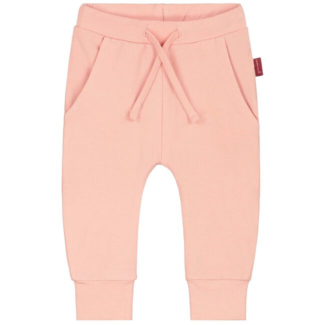 Prénatal newborn meisjes broekje - Peach Pink