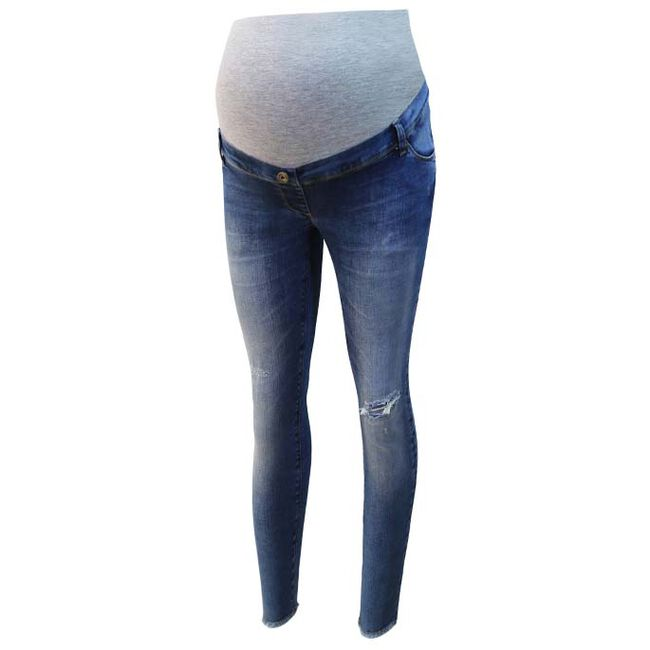 Love2Wait zwangerschapsjeans - Denim
