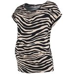 Prenatal zwangerschaps T-shirt - Black
