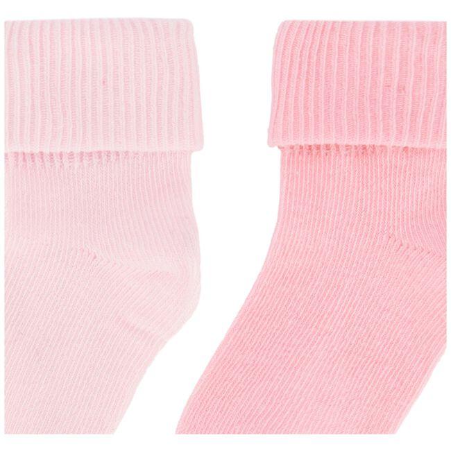 Prénatal meisjes sokken roze 3-pack - Powder Pink