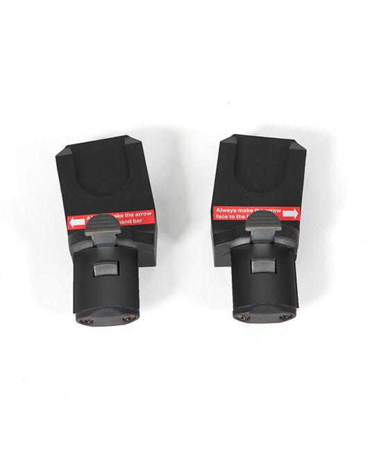 Topmark 2 Combi adapters voor Maxi-Cosi - Black