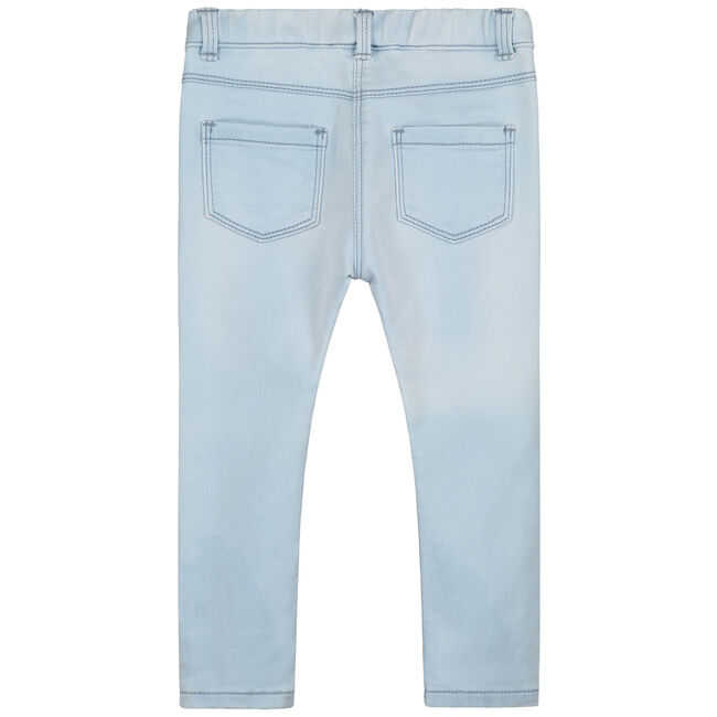 Prénatal peuter meisjes jeans skinny - Lt Denim