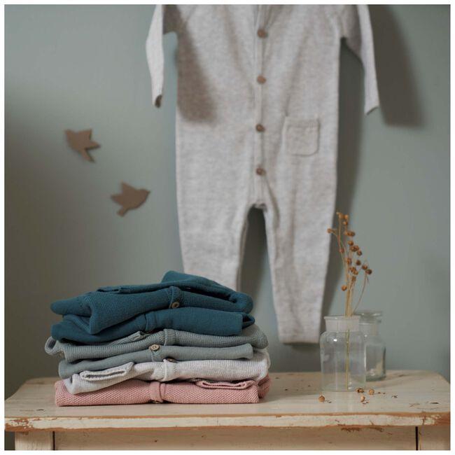 Prénatal newborn unisex 1-delig pakje - Soft Grey Melange