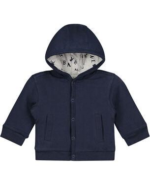 e2893fcd0fa02f snel bekijken · Prénatal newborn jongens jas - Dark Blue