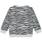 Prénatal baby jongens sweater - Mid Grey Melange