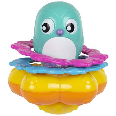 Playgro float and toss ring stacker -