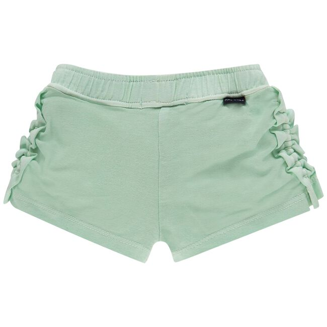 Noppies meisjes short - Mintgreen