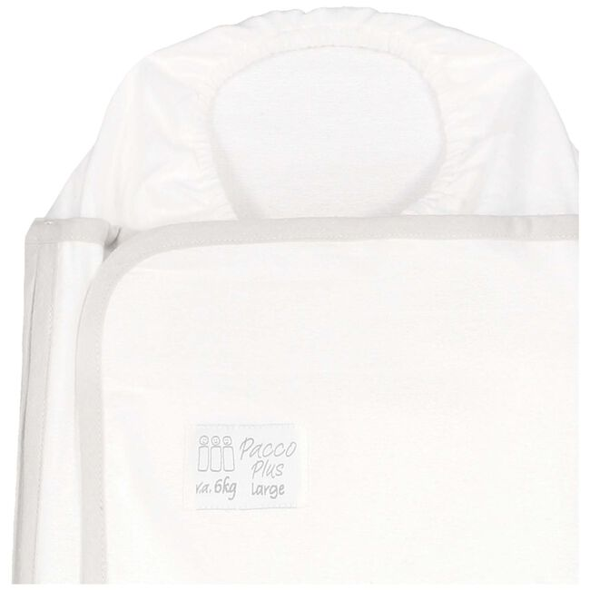 Pacco Plus Large - White