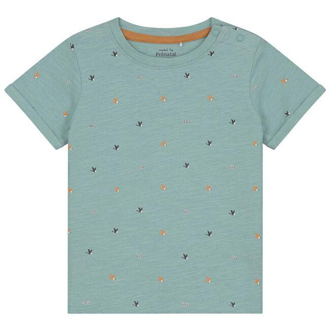 Prénatal peuter jongens t-shirt - Azur Blue