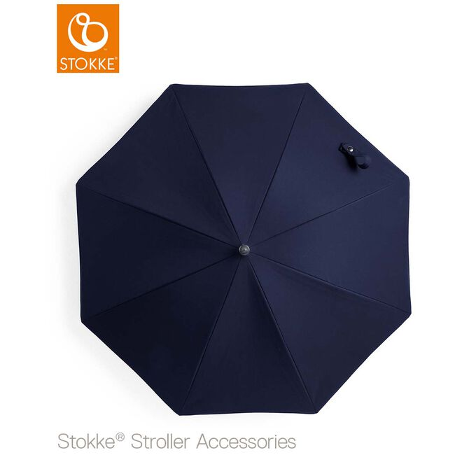 Stokke parasol universeel - Deep Blue