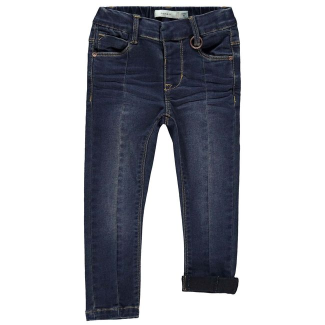 Name it peuter meisjes jeans - Dark Blue Denim