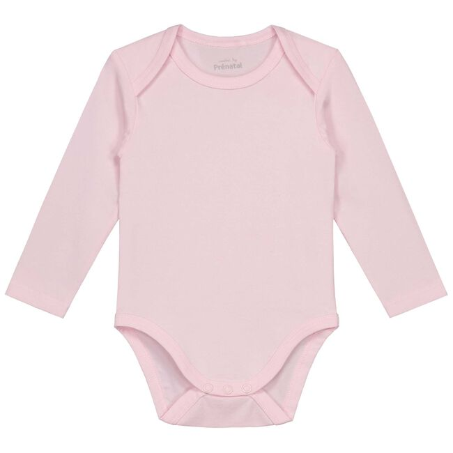 Prénatal basis romper - Light Rosered