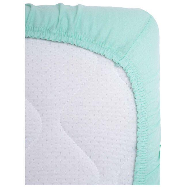 Prénatal junior hoeslaken jersey mint - Mintgreen