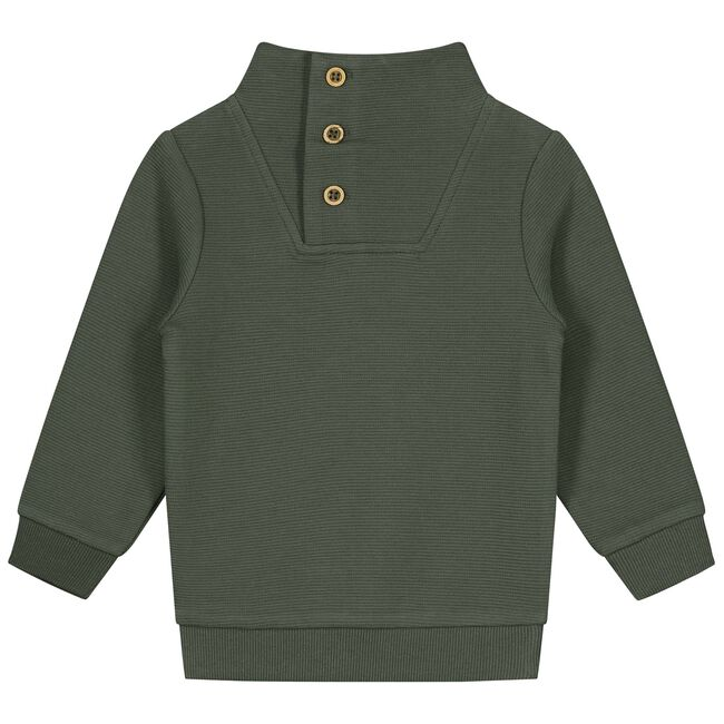Prénatal baby jongens sweater - Darkgreen