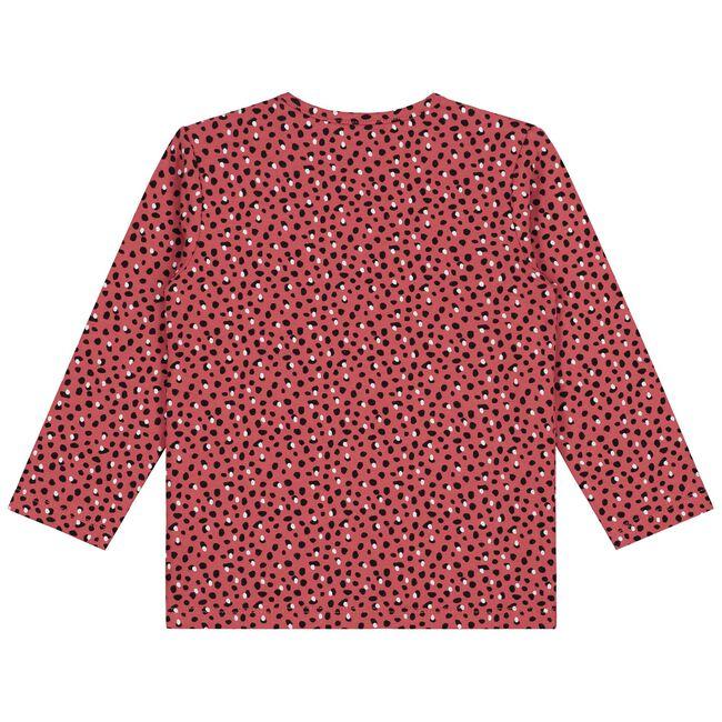 Prénatal peuter meisjes T-shirt - Dark Coral Red