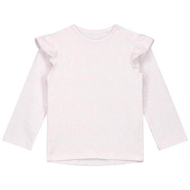 Prenatal baby meisjes T-shirt - Peach Pink