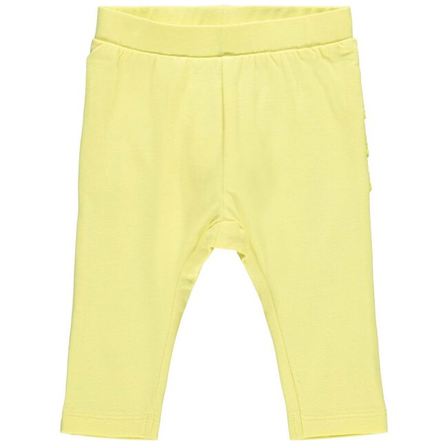 Name it baby meisjes legging - Yellow