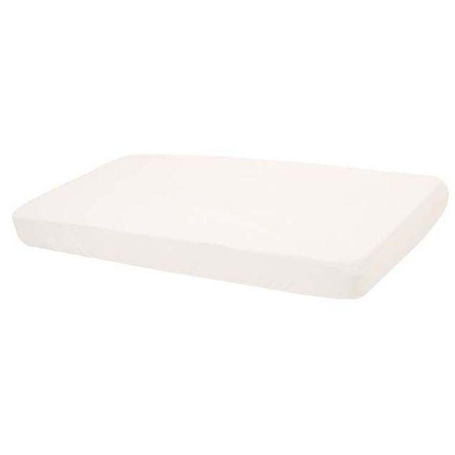 Prénatal matrasbeschermer ledikant - White