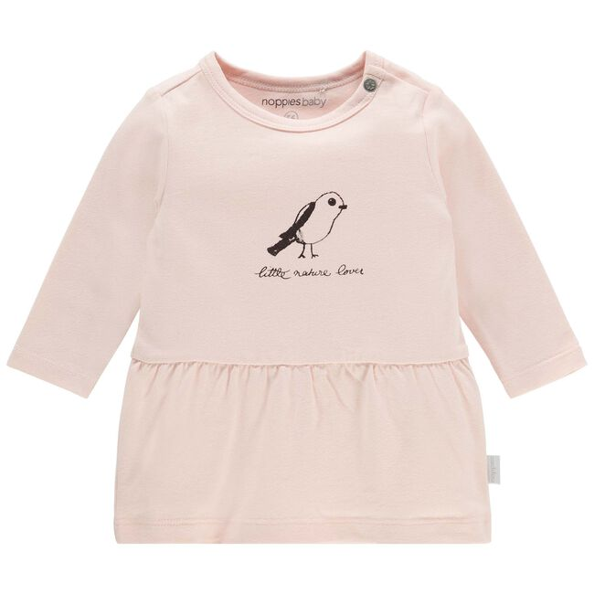 Noppies baby meisjes jurk - Light Pink