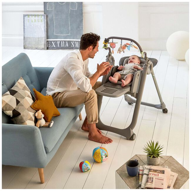 Chicco kinderstoel Polly Magic Relax -