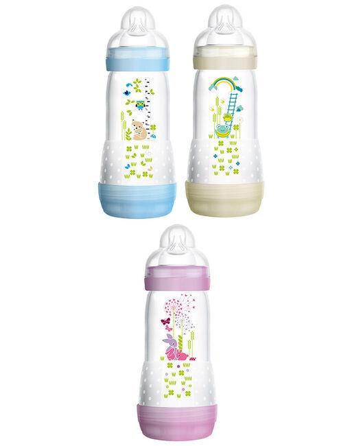 MAM fles Easy Start Anti-Colic 4+ maanden 320ml - Geen Kleurcode