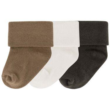 Prénatal newborn sokken Pure 3 paar -