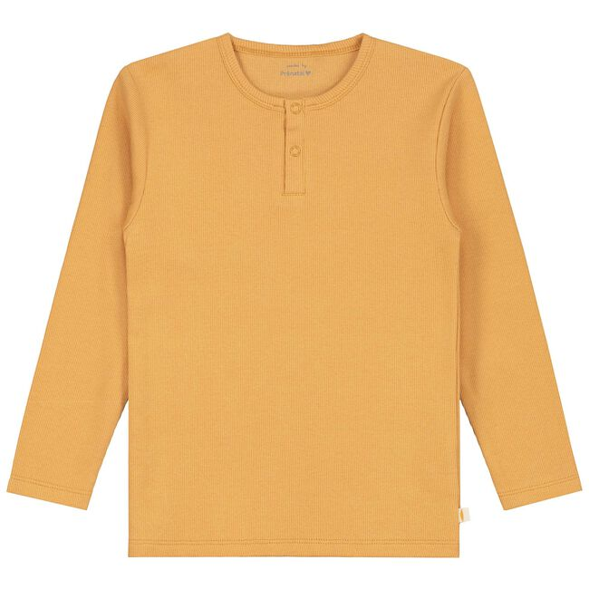 Prénatal unisex peuter pyjama - Light Yellow Brown